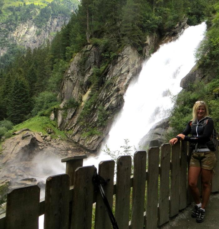 Krimmler-Wasserfälle