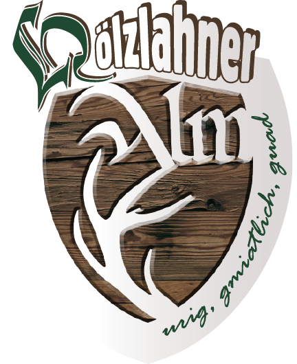 Hölzlahneralm Logo